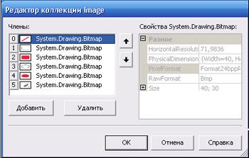 Добавляем файлы  в коллекцию ImageList