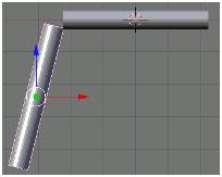 Blender. Создание модели атома водорода